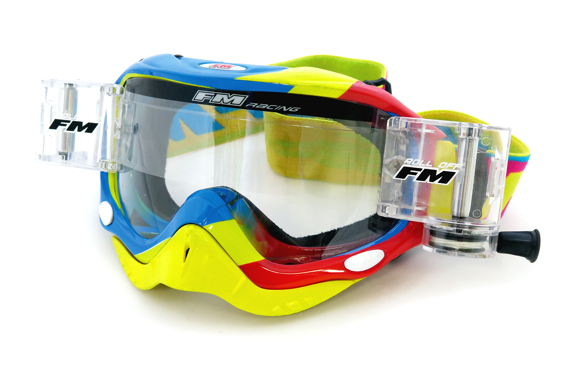 onafez design mx goggle mx gear off-road roll-off