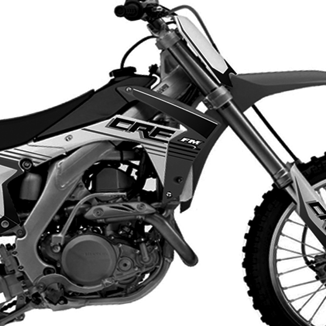 onafez, bike cosmetic, customising, design, mx, off-road, adhesive